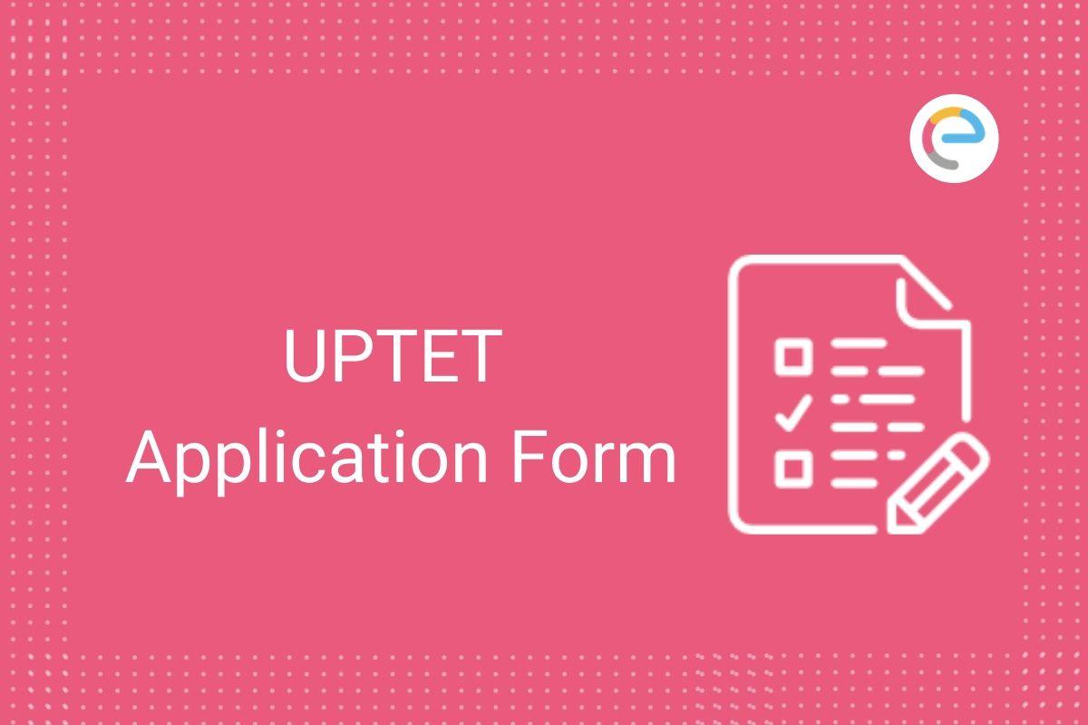 UPTET Application Form
