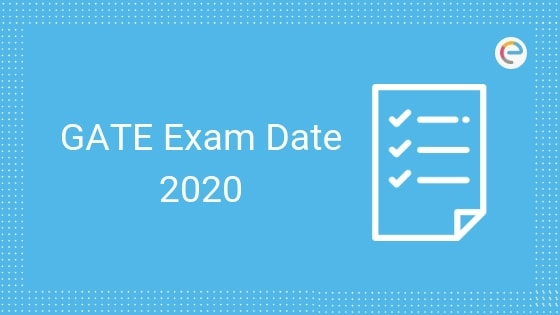 GATE 2020 Exam Date: Important Dates & Schedule For GATE 2020 Released By IIT Delhi