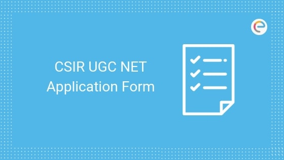 CSIR NET Application Form 2019 December For JRF/ LS (Registration Extended) | Apply Online @ csirnet.nta.nic.in