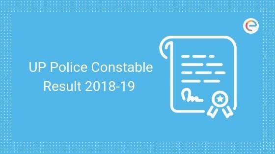 UP Police Result 2018-19