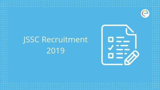 jssc recruitment 2019 embibe