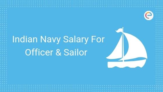 Indian Navy Salary