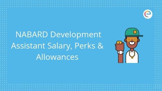 NABARD Development Assistant Salary