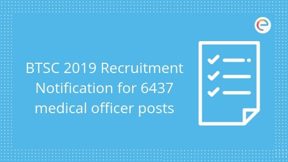 btsc-recruitment-notification-medical-officer-post-embibe