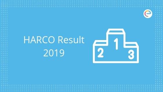 HARCO Bank Result 2019 embibe
