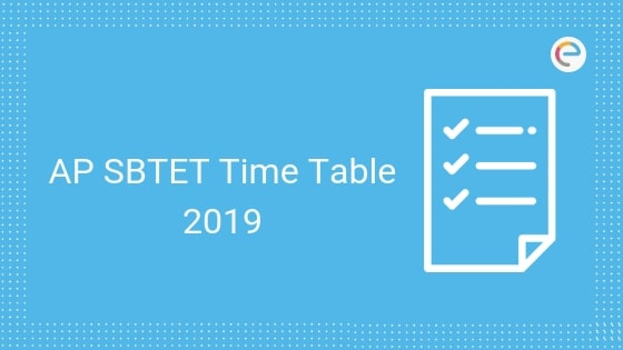 AP SBTET time table embibe