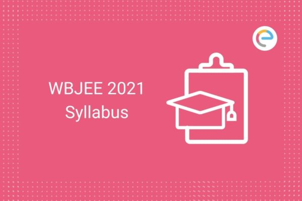 WBJEE Syllabus 2021