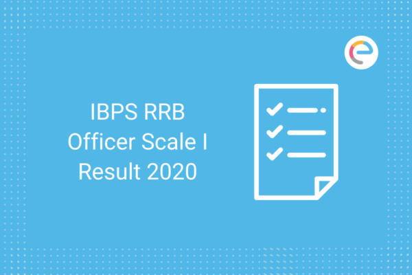 IBPS RRB Officer Scale I Result 2020
