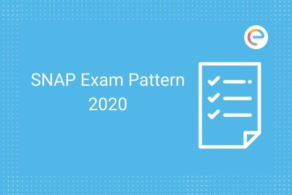 SNAP Exam Pattern