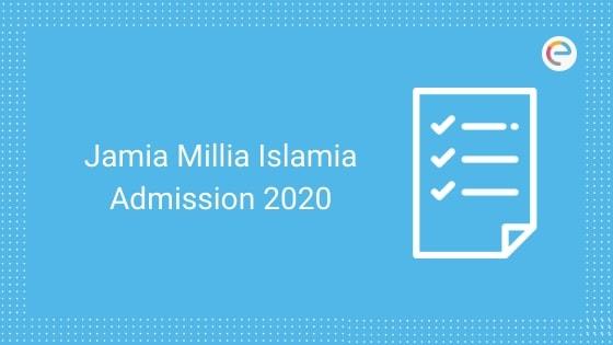 jamia millia islamia admission embibe