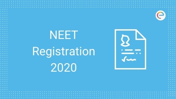 NEET Registration 2020