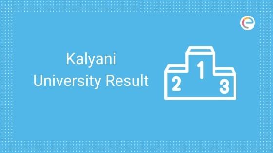 Kalyani University Result embibe