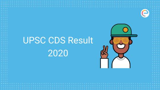 CDS Result 2020 embibe