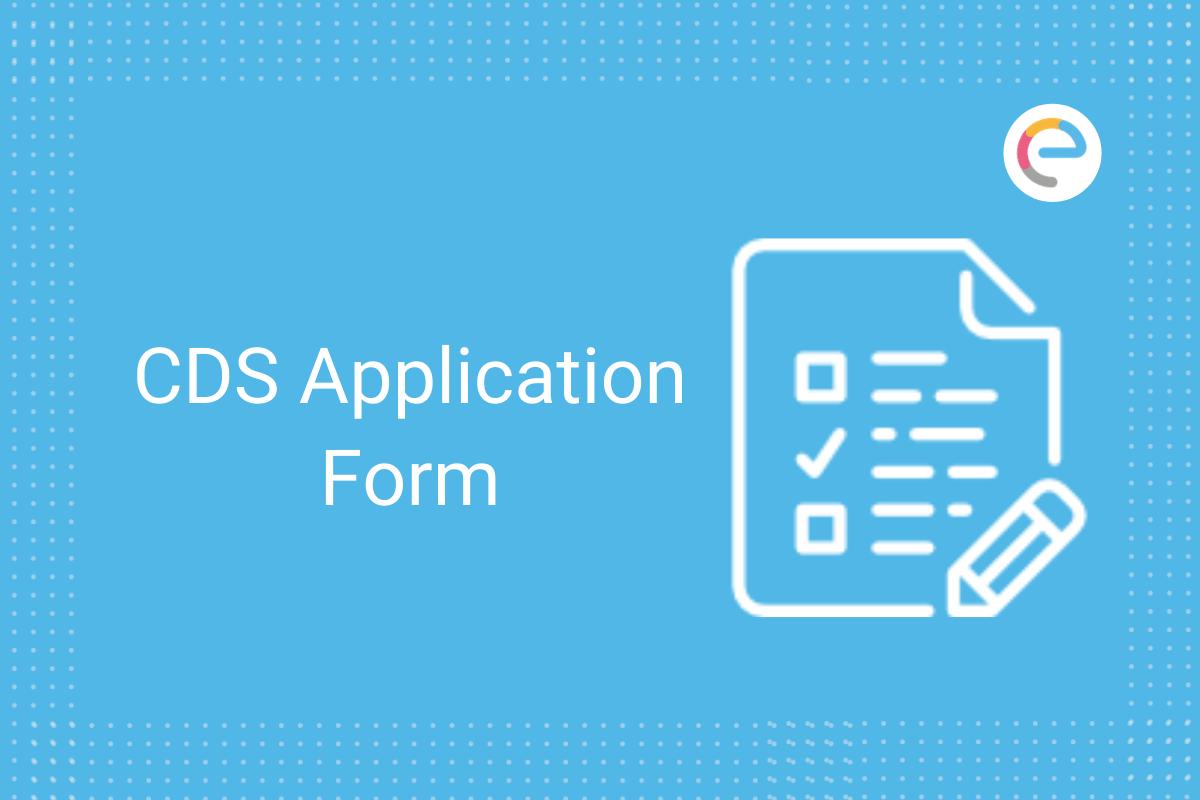 CDS Application Form