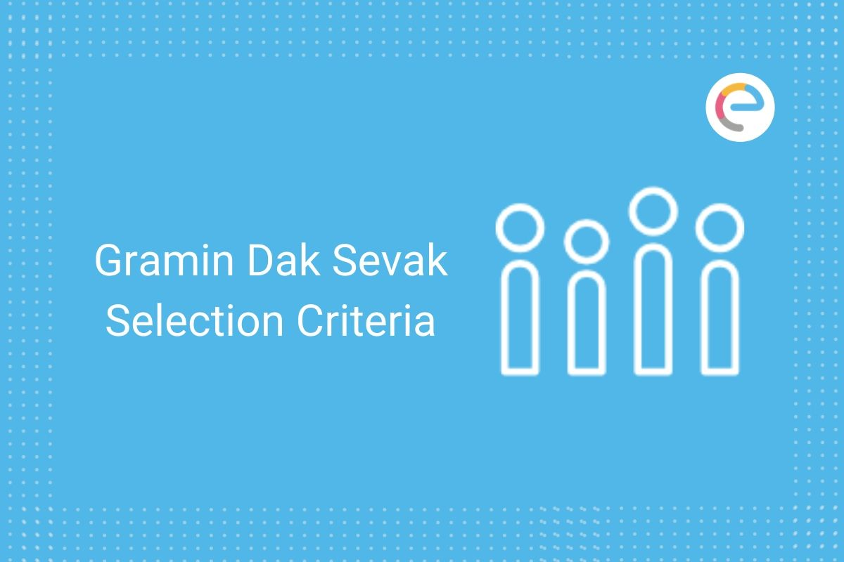gramin dak sevak selection process