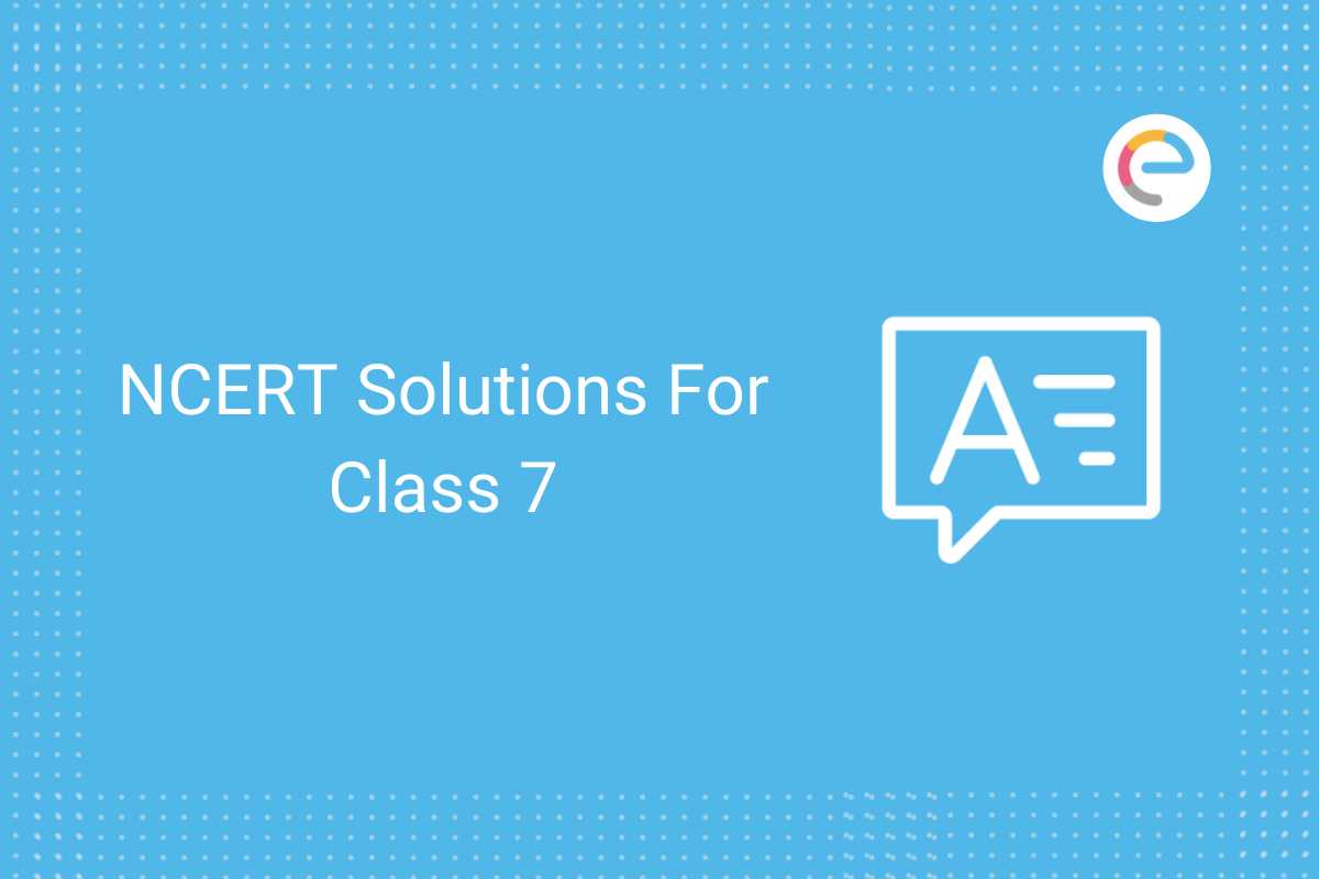ncert solutions for class 7