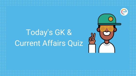 Todays GK & Current Affairs Quiz For December 13, 2019 With Questions And Answers