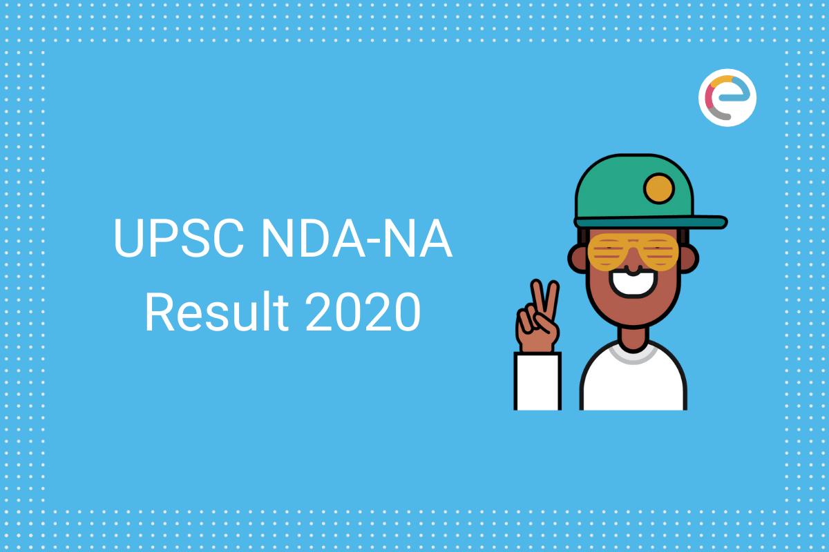 NDA Result 2020 embibe