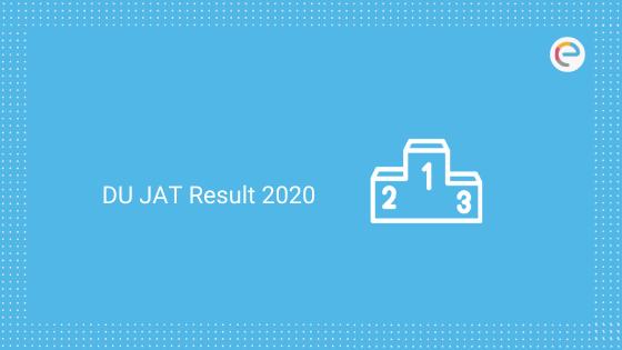 DU JAT Result 2020