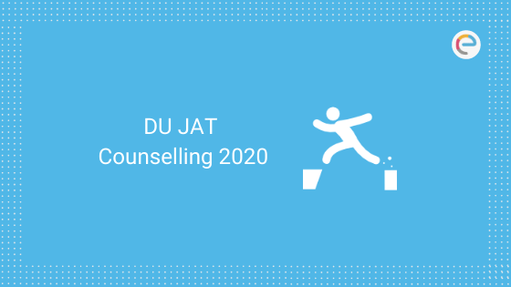DU JAT Counselling 2020