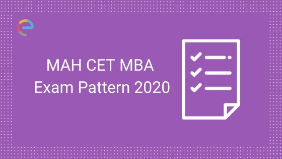 MAH CET MBA Exam Pattern