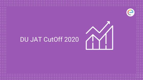 DU JAT Cutoff 2020