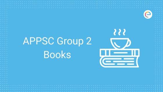 APPSC Group 2 Books