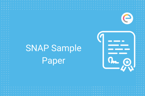 SNAP Sample Paper