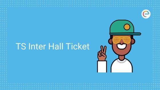 TS Inter Hall Ticket