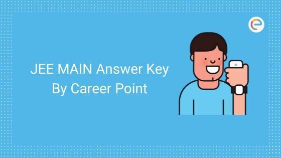 JEE Main Answer Key Career Point