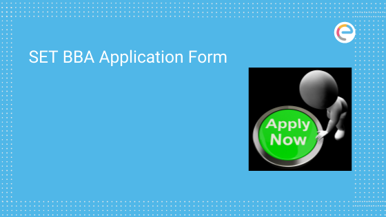SET BBA Application Form