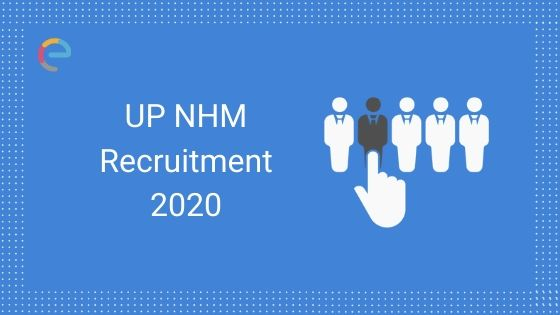 UP NHM Recruitment 2020