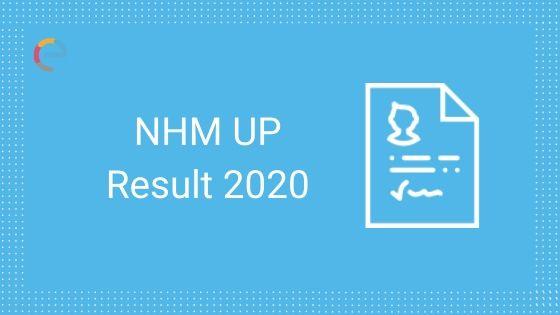 NHM UP Result