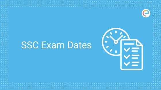 ssc exam dates