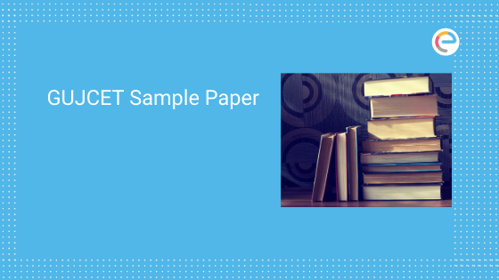 GUJCET Sample Paper