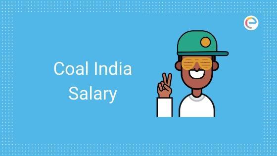 coal india salary
