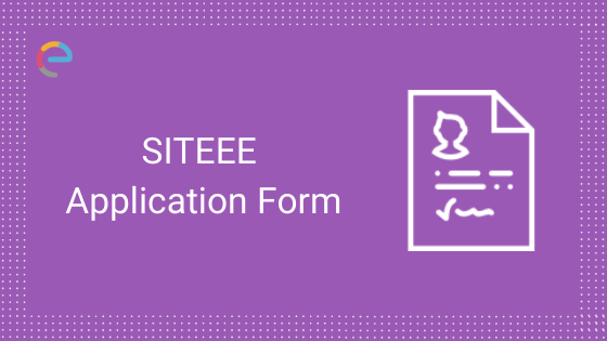 SITEEE Application Form