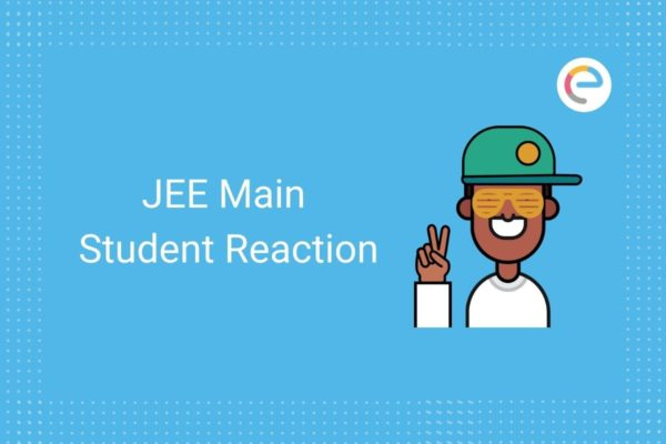 JEE Main Student Reaction