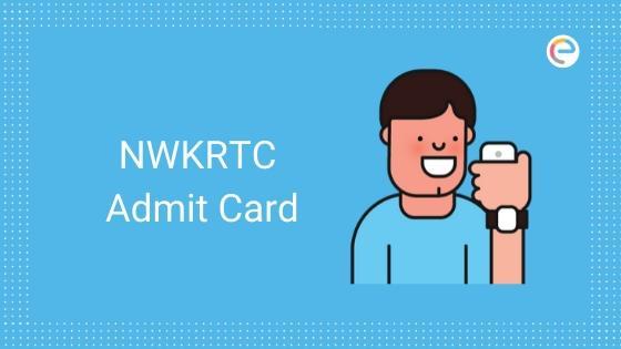 nwkrtc admit card