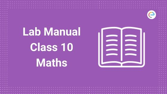 Lab Manual Class 10 Maths