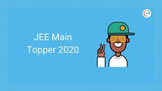 JEE Main Topper 2020 list embibe