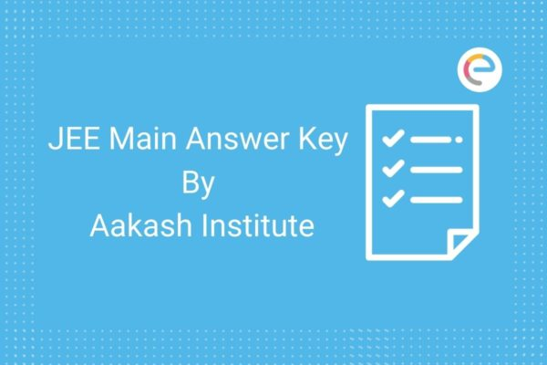 JEE Main Answer Key Aakash