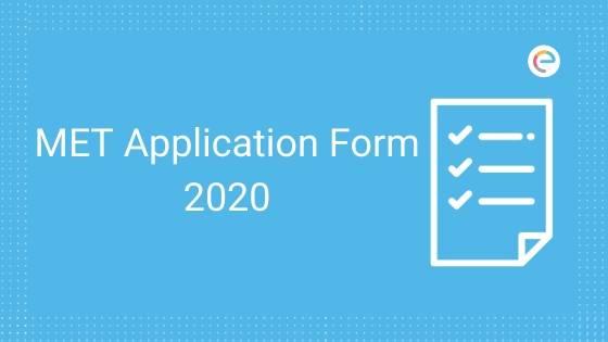 MET Application Form 2020