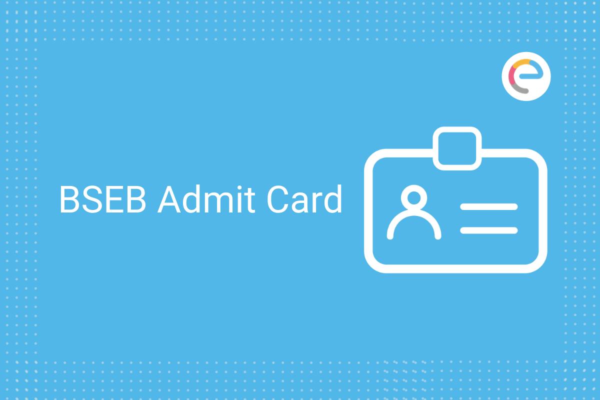 bseb admit card