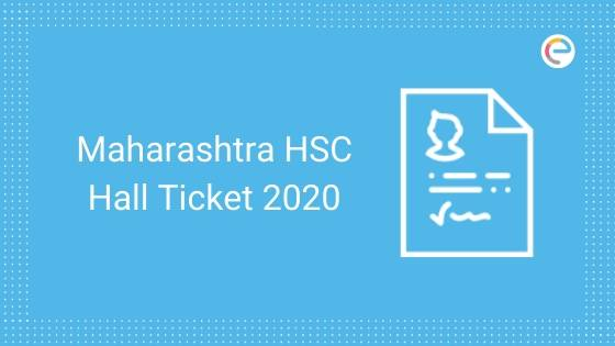 Maharashtra HSC Hall Ticket 2020 embibe