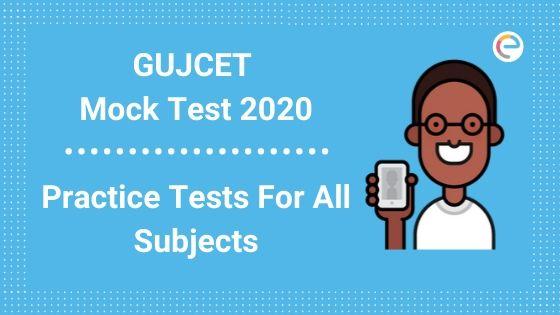 GUJCET Mock Test 2020