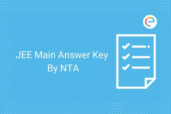 JEE Main Answer Key By NTA
