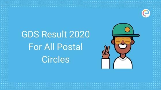GDS Result 2020 All Postal Region embibe