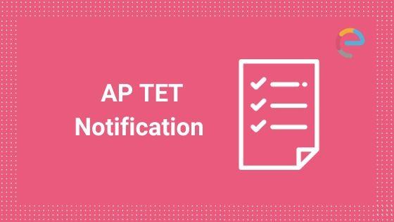 ap tet notification