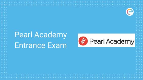 Pearl Academy Entrance Exam